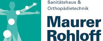 Sanitätsfachgeschäft Maurer & Rohloff Logo